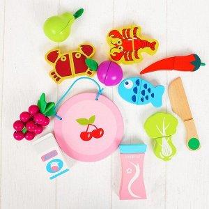 Игровой набор «Тележка с продуктами»
