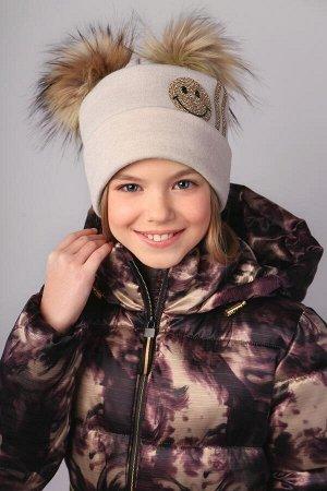 Брендовая шапка  Baby Angel и MONE