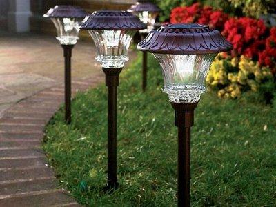 ☼Дачный оптовичок -  ☼ Сезон в разгаре ☼ — Садовый фонарь — Садовое освещение