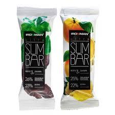 Шоколадный батончик IRONMAN Ultra Slim Bar 40 гр