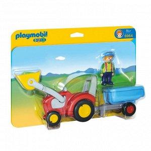 1.2.3.: Трактор с прицепом