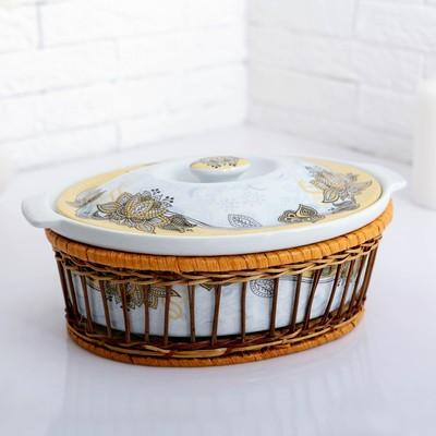 Много Глиняной Посуды  20. Полезно + Безопасно!  — Жаропрочная керамика - Блюда — Салатники и блюда