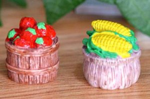 Корзинка с овощами/фруктами