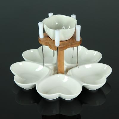 Посудное Счастье -Эстета. Ассортимент и Элегантность.  — Менажницы — Салатники и блюда