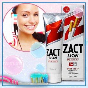 """LION Зубная паста отбеливающая """"ZACT"""""""