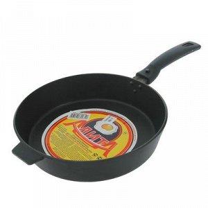 Сковорода Хозяюшка 24 см съемн.ручка