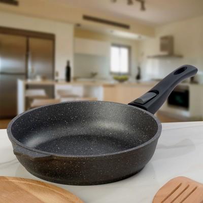 Много Глиняной Посуды  20. Полезно + Безопасно!  — Посуда из литого алюминия - Сковороды — Классические сковороды