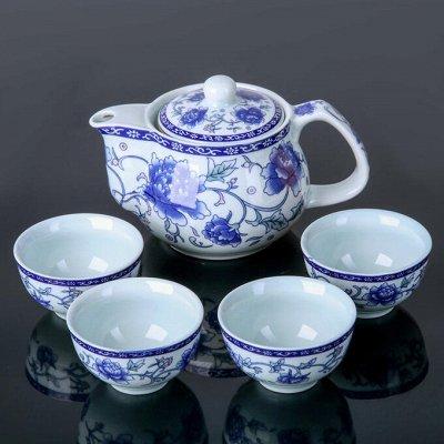 Красивая Посуда.Сервировка,Блюда,Тарелки.  — Наборы для чайной церемонии — Сервизы