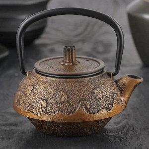 """Чайник с ситом 300 мл """"Волна. Этно"""""""