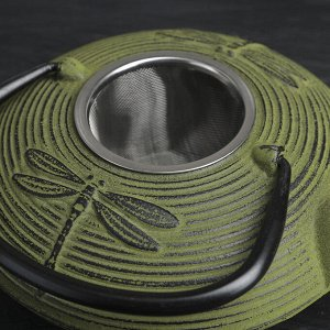 Чайник «Стрекоза», 800 мл, с ситом