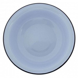 Миска 4 л, цвет серо-голубой
