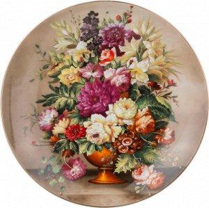 Тарелка декоративная 20 см (кор=36шт.)