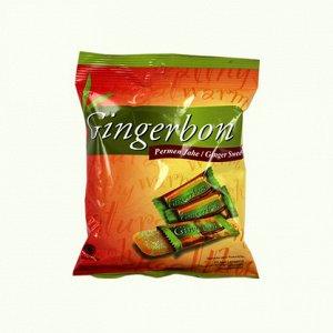 Имбирные конфеты жевательные Gingerbon, 125г.