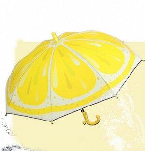 Детский зонт Лимон