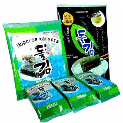 Продукты из Кореи,Японии,Таиланд ,Вьетнама 🥨    — Морская капуста — Быстрое приготовление