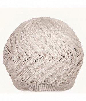 Кора Берет Тип изделия: Берет; Состав: 100% хлопок; Подклад: Без подклада; Толщина: шапка тонкая