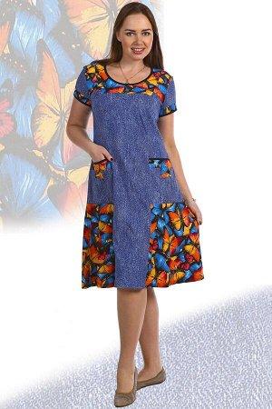 Платье 1129 домашнее