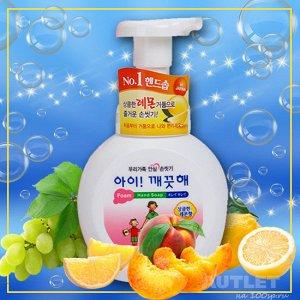 """LION Мыло пенное для рук """"Ai - Kekute"""" с ароматом лимона, флакон"""
