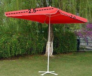Зонт Размер 2*2,5м