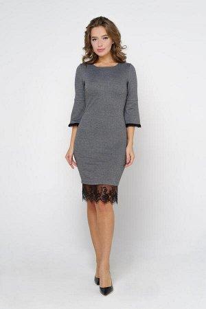 Теплое и мягкое платье