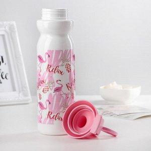 Бутылка «Фламинго», 680 мл
