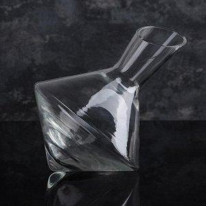 Графин для вина с косым срезом, 1,5 л