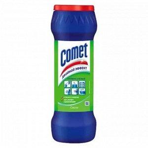 COMET Порошок чистящий с дезинфиц. свойствами Сосна с хлоринолом в банке 475г