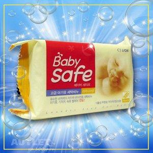 LION Мыло для стирки детских вещей с ароматом акации «BABY SAFE»