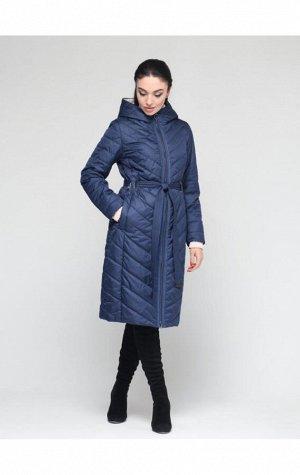 Демисезонная женская куртка CW18C081CW (571 темно-синий)