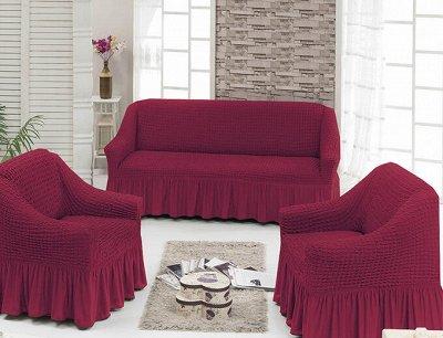 ЭкоЛан - постельное белье, подушки, одеяла и др. НОВИНКИ!! — Чехлы на мебель — Чехлы для диванов