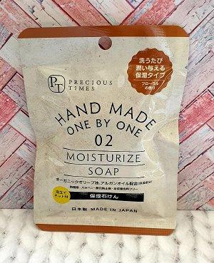 Мыло ручной работы оливковое