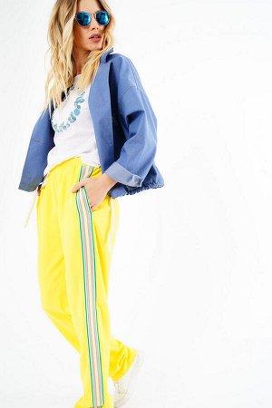 Летние яркие брюки