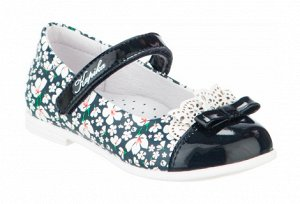 Туфельки для девочки Капика (кожа,новые)