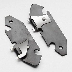 Набор из двух консервных ножей 9х6,5см ТД9-045