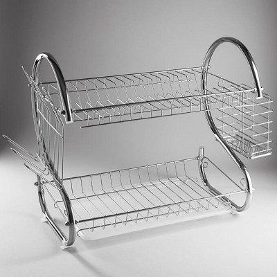 ✔ Дельта- Дискаунтер ✔ Товары для дома   — Сушилки для посуды — Системы хранения