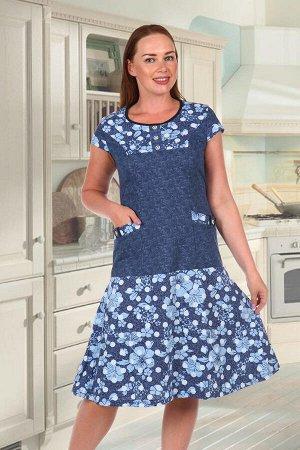 Платье 263 без рукава