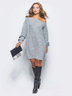 Платье вязаное 66312