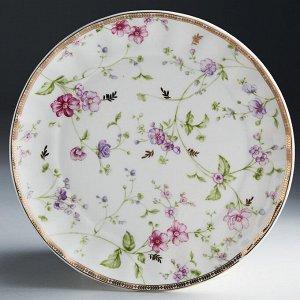 """Набор тарелок десертных 6 предметов 19см МР025T1/6 """"Флер де лиз"""""""