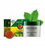 Bio Sandalwood 50+ SPF Uva Sunscreen Ultra Soothing Face Cream/ Крем Для Лица С Сандалом SPF 50