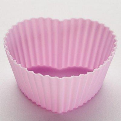 ✔ Дельта- Дискаунтер ✔ Товары для дома ✔- 44 — Наборы формочек для выпечки кексов силиконовые — Для запекания и выпечки
