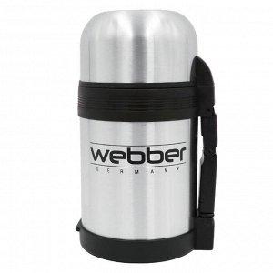 Термос универсальный 0,8 л WEВBER SST-800P