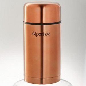 Термос пищевой 1000 мл ALPENKOK AK-10011M