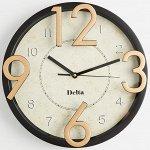 Часы настенные 31 см DT9-0008