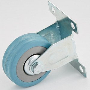 Опора аппаратная фиксированная 65х21х88мм 30 кг ТД11-03/65-30 серая резина
