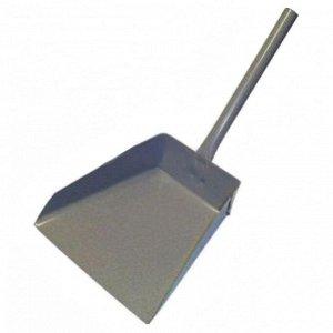 Совок хозяйственный металлический 18х19х21 ручка