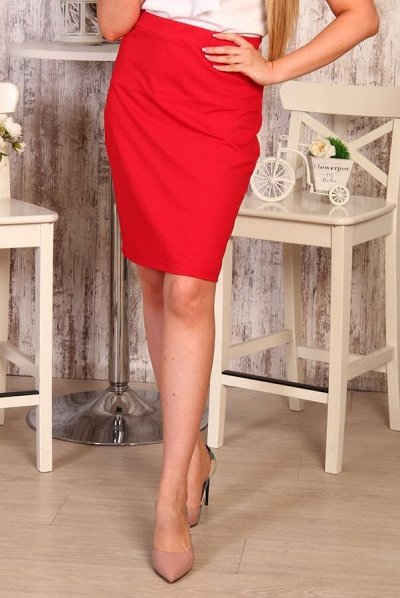Красивая одежда из сундучка! — Женские юбки — Прямые юбки