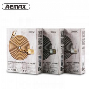 Кабель Remax RC-063i King. iPhone 5/6
