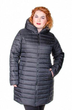 Куртка зимняя Катрина черный
