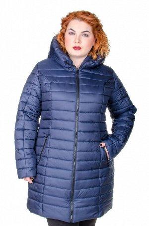 Куртка зимняя Катрина синий