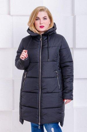 Куртка зимняя Риана черный